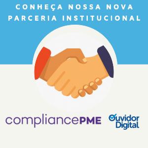 Nova parceria: Ouvidor Digital e CompliancePME